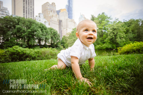Baby Portraits - NYC