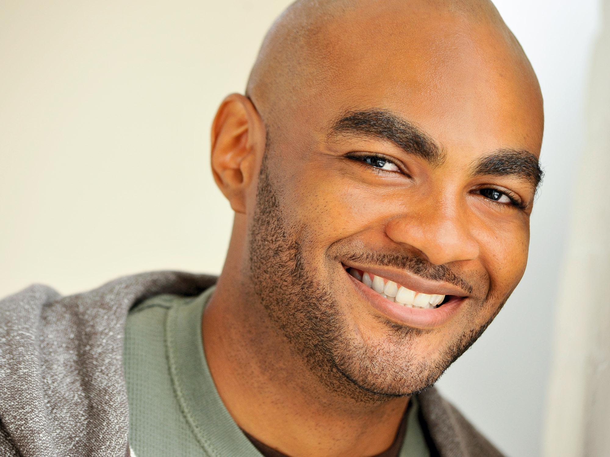 Headshot of Actor Anthony M