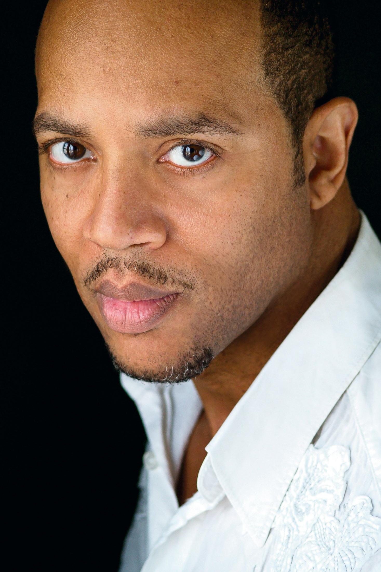 Headshot of Actor Bobby D