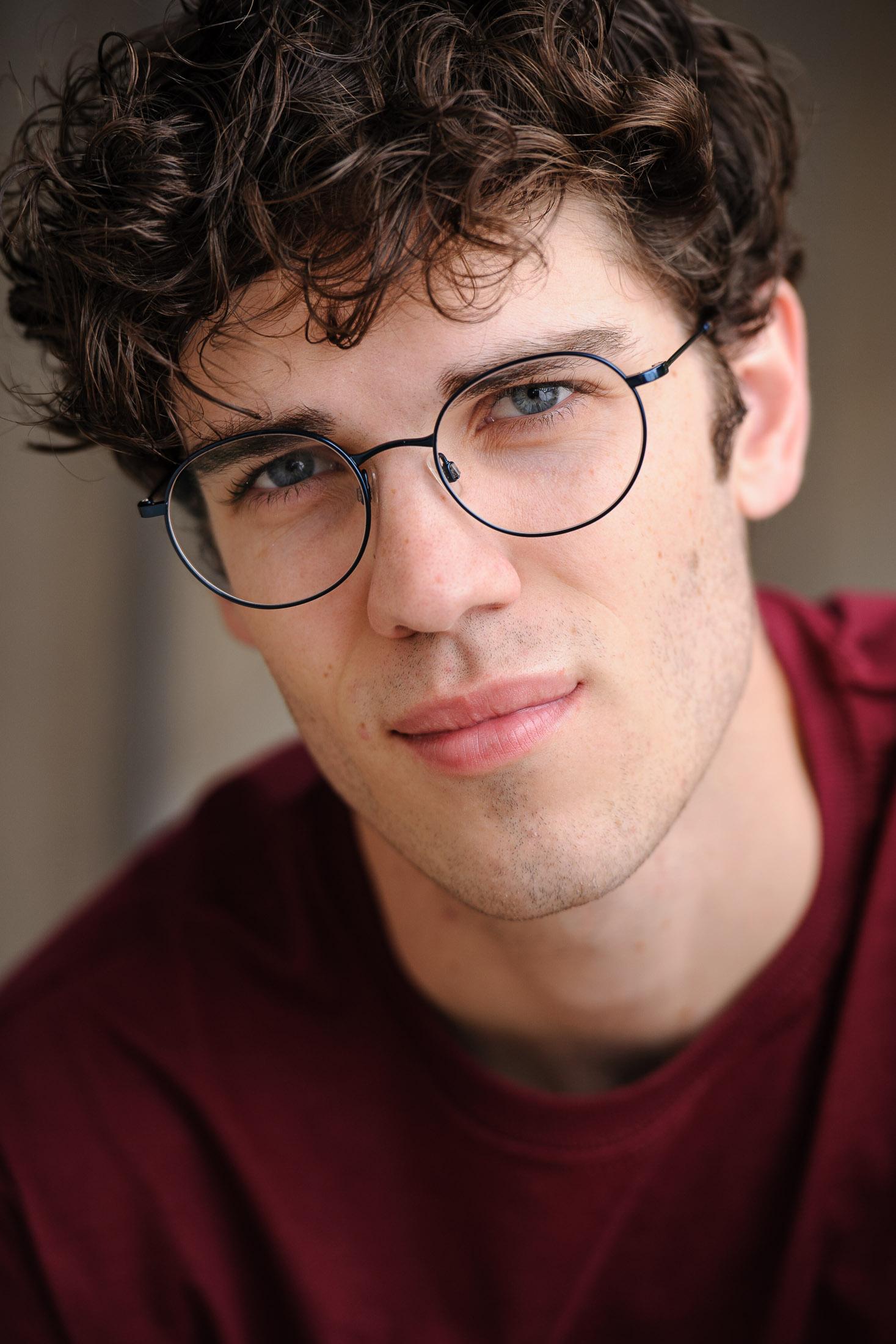 Headshot of Actor Brendon D