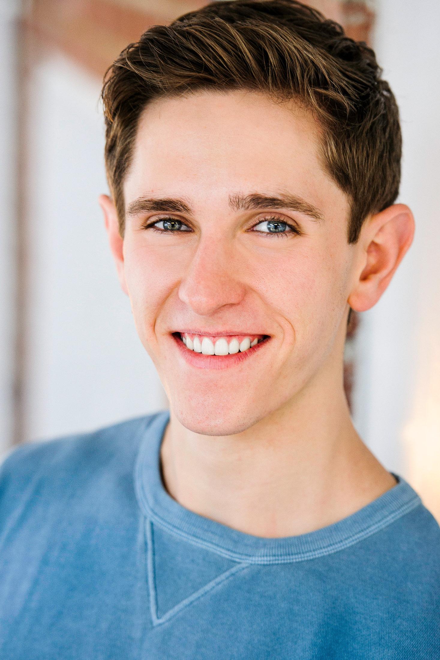 Headshots NYC - Actor Headshots Noah J
