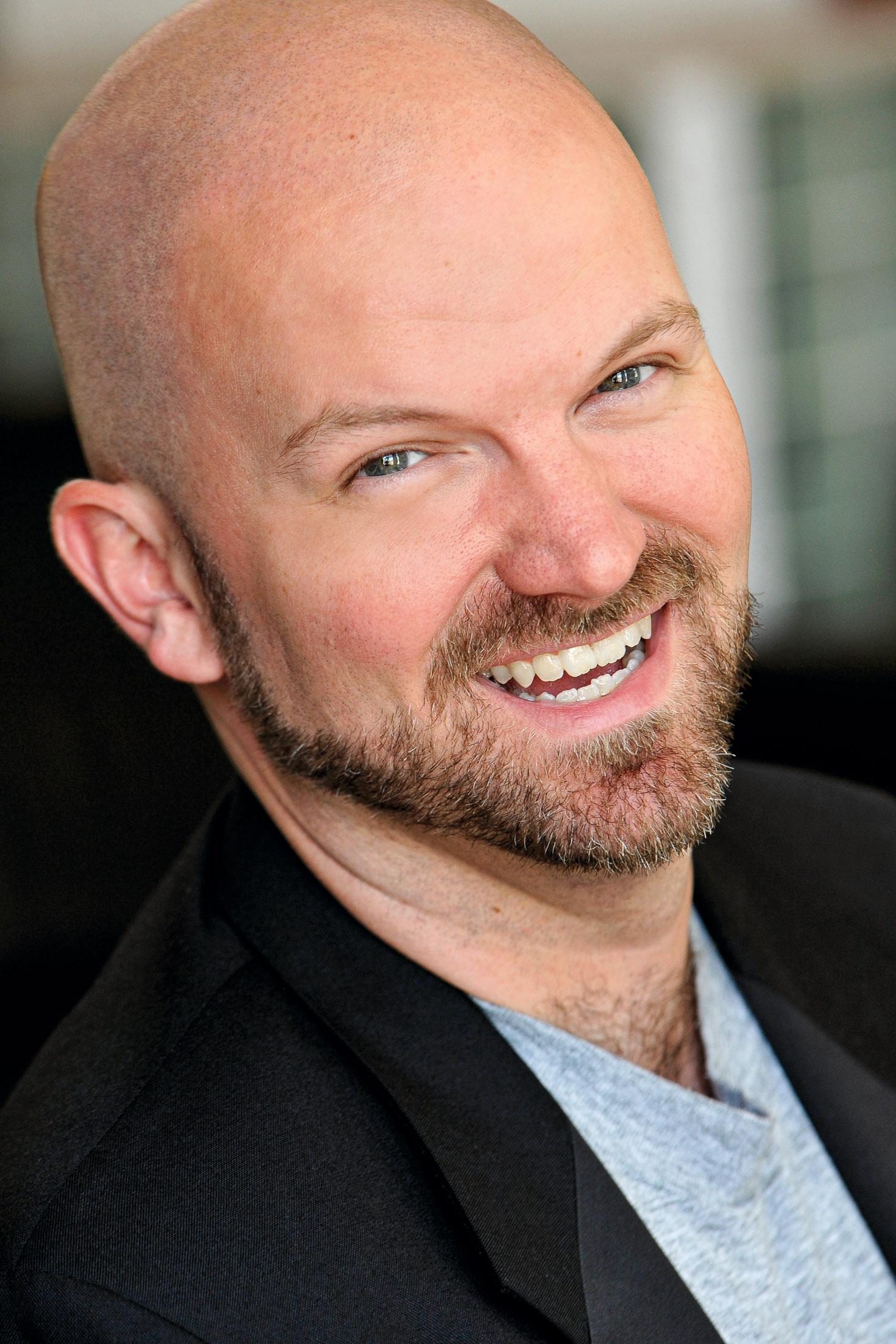 Headshots NYC - Actor Headshots Patrick M