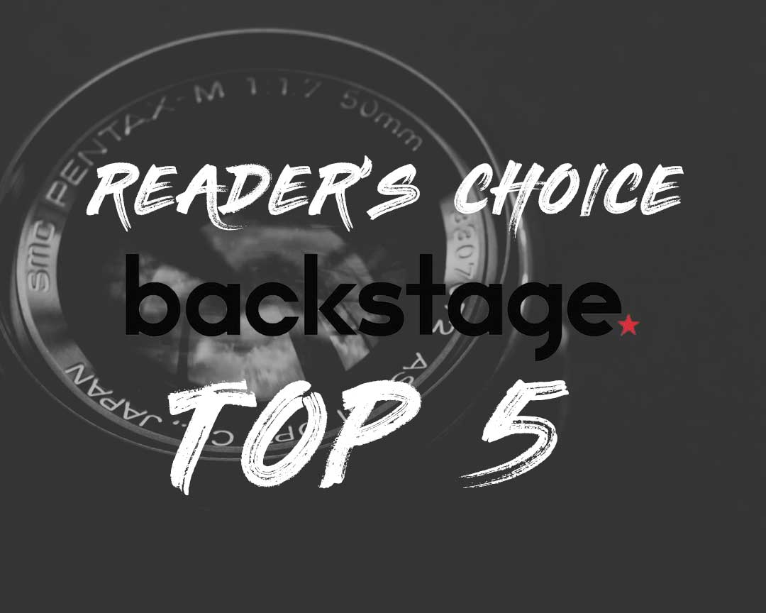 Backstage Reader's Choice